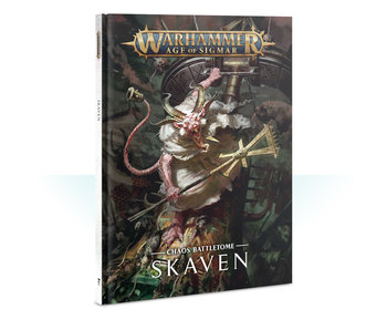 Skaven Battletome Book