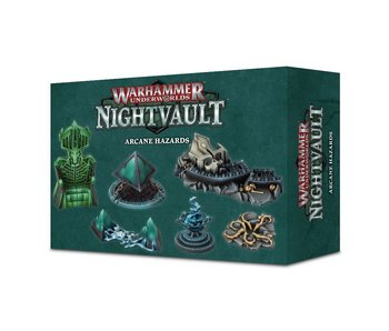 Warhammer Underworlds Nightvault Arcane Hazards