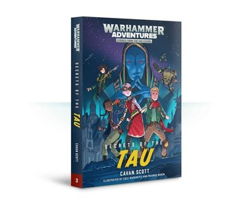 Warped Galaxies - Secrets of the Tau