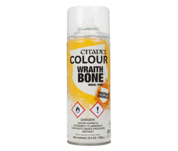 Wraith Bone Primer Spray