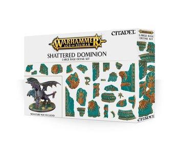 Citadel Shattered Dominion Large Base Detail Kit