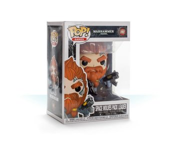 Funko Pop! Space Wolves Pack Leader
