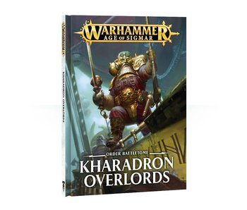 Kharadron Overlords Battletome Book