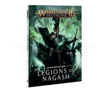 Legion of Nagash Battletome Book