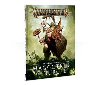 Maggotkin of Nurgle Battletome Book