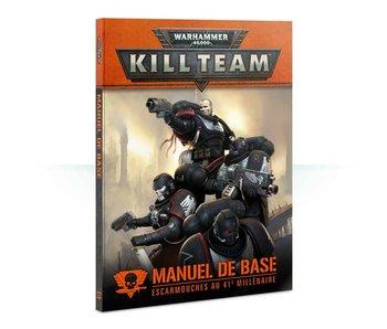 Manuel de Base Warhammer 40K Kill Team (Français)