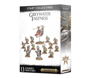 Start Collecting! Greywater Fastness