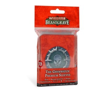 Warhammer Underworlds - Beastgrave The Grymwatch Premium Sleeves