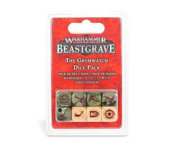 Warhammer Underworlds - Beastgrave The Grymwatch Dice Pack