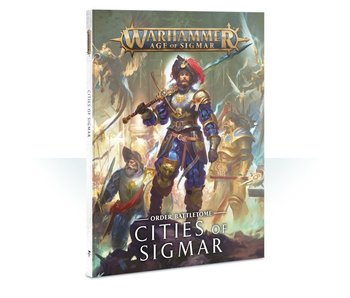 Order Battletome - Cities of Sigmar