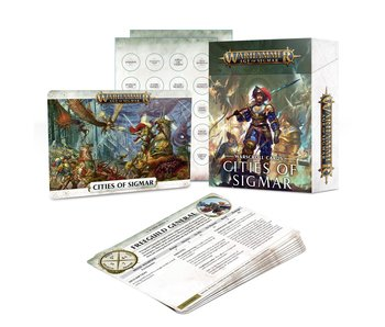 Cities of Sigmar - Warscroll Cards (Français)