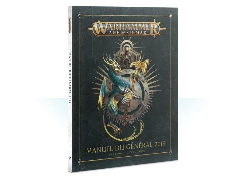 Games Workshop Age of Sigmar Manuel du Général 2019 (Français)
