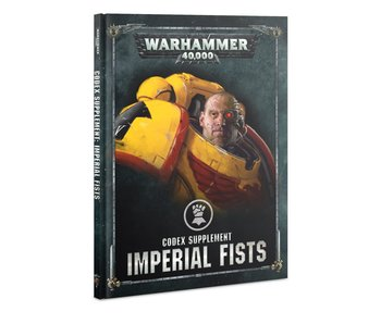 Codex Supplement: Imperial Fists (English)