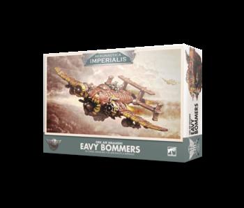 Aeronautica Imperialis - Eavy Bommers