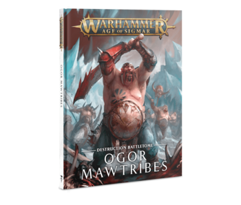 Destruction Battletome - Ogor Mawtribes (Français)