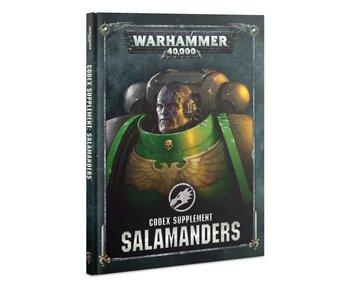 Codex Supplement - Salamanders