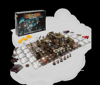Necromunda: Dark Uprising (English)