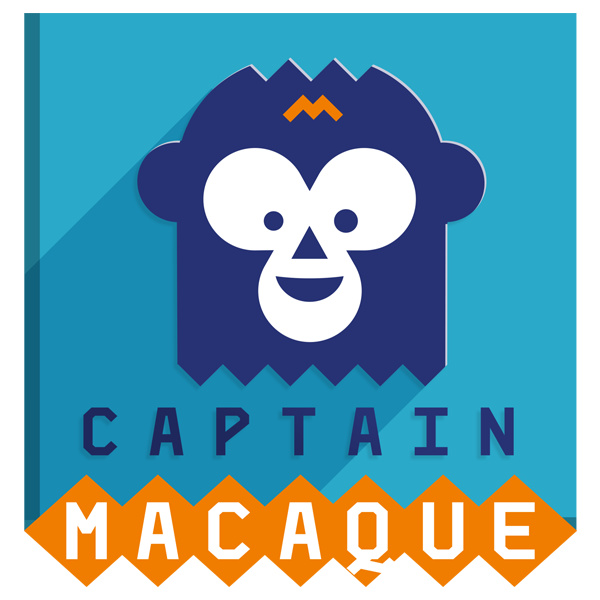 Capitaine Macaque