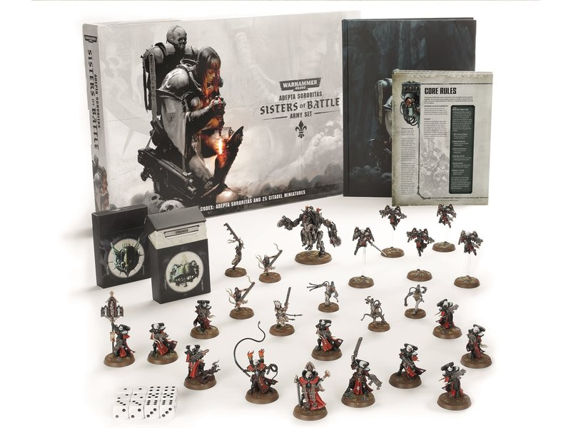 Games Workshop Adepta Sororitas - Sisters Of Battle (Français)