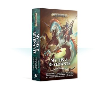 Myths And Revenants (PB)