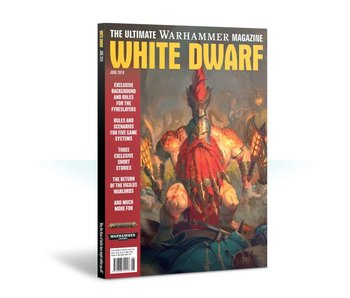 White Dwarf Magazine June 2019