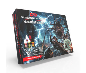 D&D Nolzur's Monster Paint Set