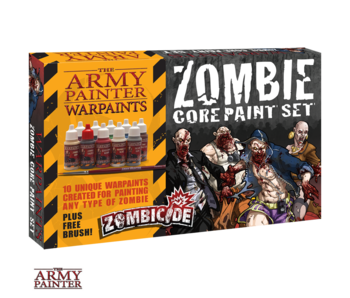 Warpaints - Zombicide Core Paint Set