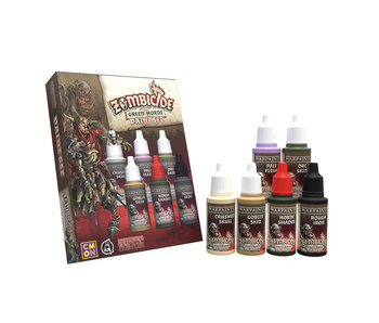 Warpaints - Zombicide Green Horde Paint Set