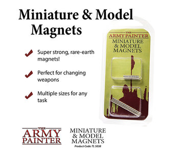 Miniatures & Model Magnets