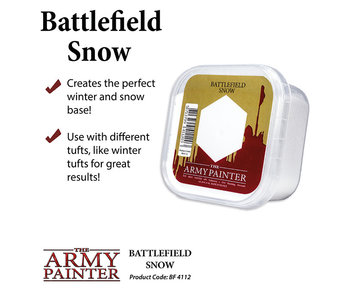 Battlefield Snow Flock