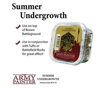 Lichen Summer Undergrowth