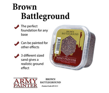 Brown Battleground Sand