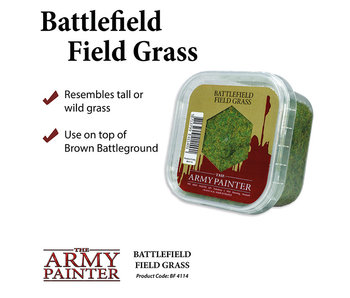 Battlefield Static Field Grass