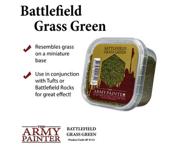 Battlefield Grass Green Flock