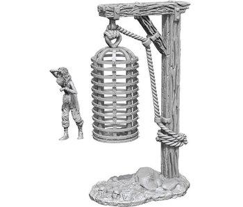 Wizkids Unpainted Minis Wv10 Hanging Cage