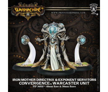 Convergence of Cyriss Iron Mother Directrix Warcaster