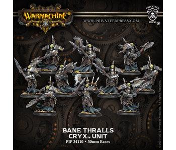 Cryx Bane Thralls (10) (Plastic)