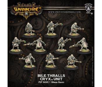 Cryx Bile Thralls (10)