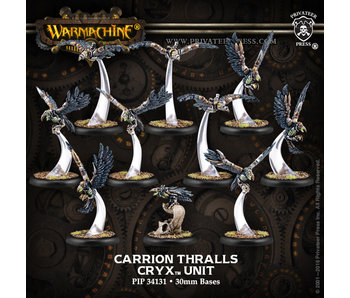 Cryx Carrion Thralls Unit