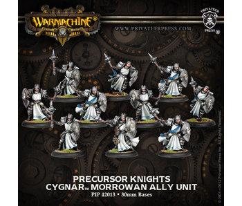 Cygnar Allies Precursor Knights (10)