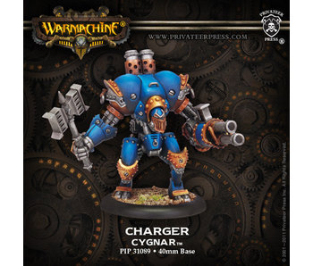 Cygnar Charger Light Warjack (Plastic)