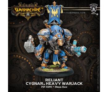 Cygnar Heavy Warjack Reliant / Stormclad (Plastic)