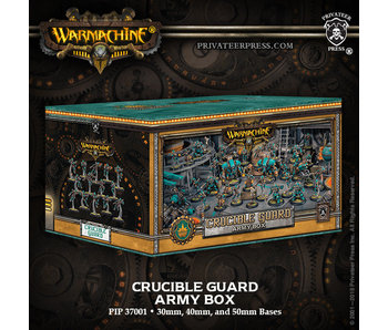 Golden Crucible Guard Army Box