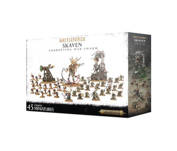 Skaven Corrupting War-Swarm Battleforce