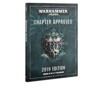 Chapter Approved 40K 2019 Book (Français)