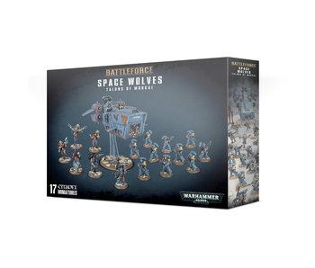 Space Wolves Talons Of Morkai Battleforce