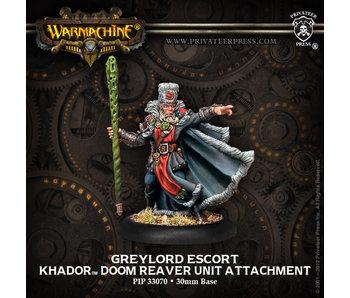 Khador Greylord Escort