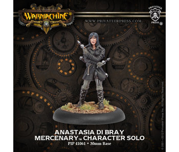 Mercenary Anastasia Di Bray Solo