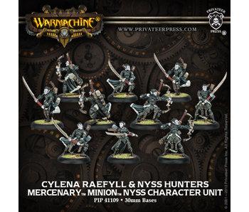 Mercenary Cylena Raefyll & Nyss Hunters (10)