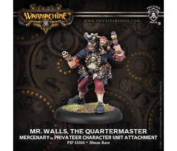 Mercenary Mr. Walls Solo